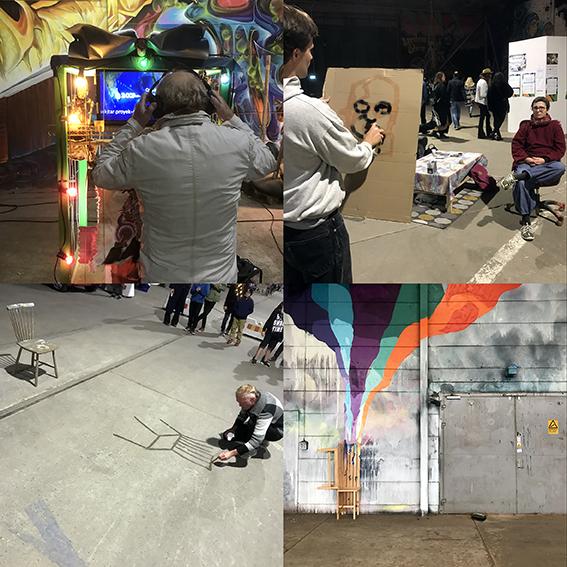 hangaren, graffitihangaren, cfuk, sofielund, konst
